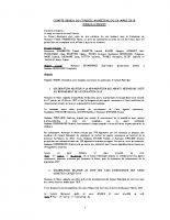 CR du conseil municipal du 26 03 2015
