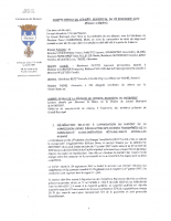 CR du conseil municipal du 07 12 2017