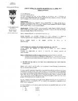 CR du conseil municipal du 11 04 2017