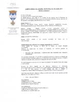 CR du conseil municipal du 30 06 2017